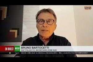 """Bruno BARTOCCETTI défend l'article 24 de la future Loi """"sécurité globale"""""""