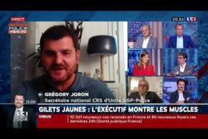Gregory JORON revient sur la manifestation des gilets jaunes