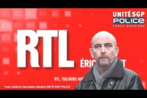 Yves Lefebvre intervient sur RTL sur l'incompréhension de l'article 24