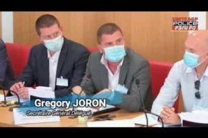 Interventions de Gregory JORON à la commission d'enquête sur le nouveau schéma national du M.O.