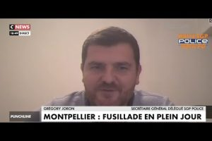 Grégory Joron revient sur la fusillade à Montpellier sur Cnews