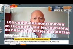 Jean-Christophe Couvy intervient sur les propos du Premier Ministre sur la fin du couvre feu !